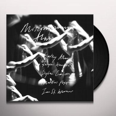 Jan St. Werner MISCONTINUUM ALBUM Vinyl Record