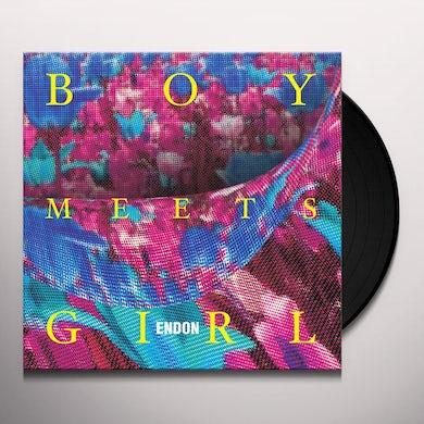 ENDON BOY MEETS GIRL Vinyl Record
