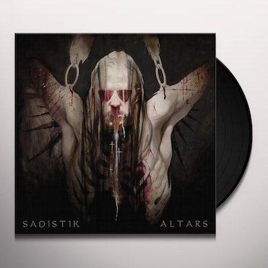 Sadistik ALTARS Vinyl Record