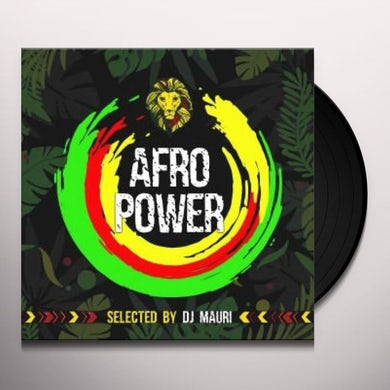 AFRO POWER: SELECTED BY DJ MAURI / VARIOUS Vinyl Record