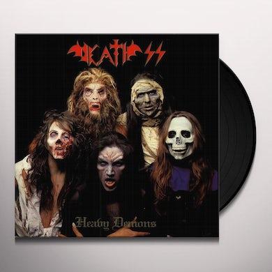Death Ss HEAVY DEMONS Vinyl Record