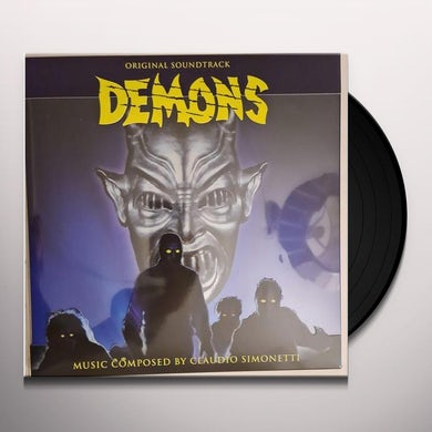 Claudio Simonetti DEMONS: 35TH ANNIVERSARY / Original Soundtrack Vinyl Record