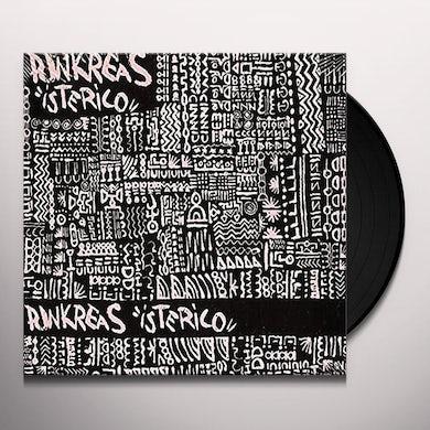 PUNKREAS ISTERICO Vinyl Record