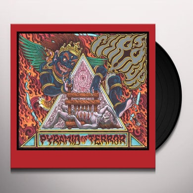 Mirror PYRAMID OF TERROR Vinyl Record