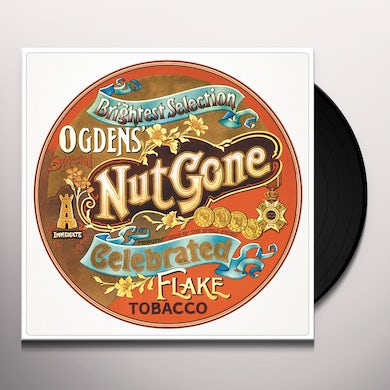 Small Faces OGDENS' NUTGONE FLAKE Vinyl Record