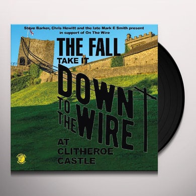 TAKE IT TO THE WIRE (LIVE 1985) Vinyl Record