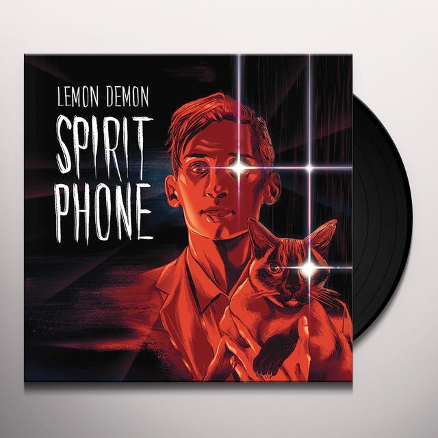 Lemon Demon SPIRIT PHONE Vinyl Record