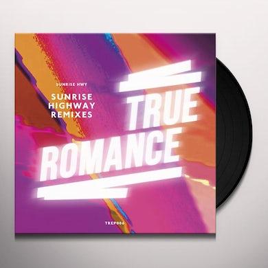 SUNRISE HWY SUNRISE HIGHWAY REMIXES Vinyl Record