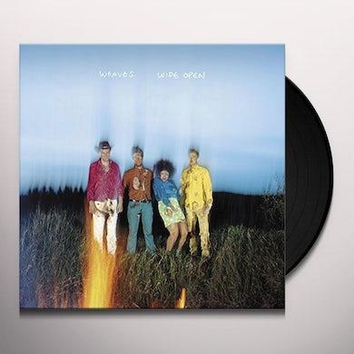 Wide Open (Orange) Vinyl Record