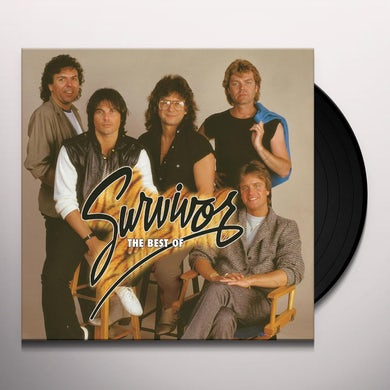 BEST OF SURVIVOR: GREATEST HITS Vinyl Record