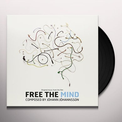 FREE THE MIND - Original Soundtrack Vinyl Record
