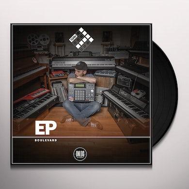Tehu EP BOULEVARD Vinyl Record