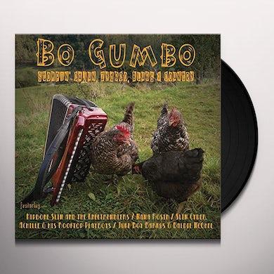 Bo Gumbo: Stompin Cajun Zydeco Blues & Country Vinyl Record