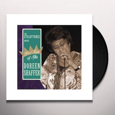 Doreen Shaffer FIRST LADY OF SKA Vinyl Record