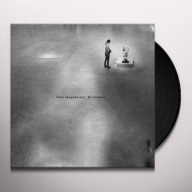 Dave Harrington Group PURE IMAGINATION, NO COUNTRY Vinyl Record