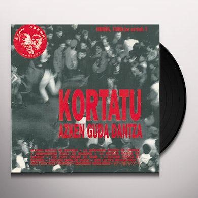 Kortatu AZKEN GUDA DANTZA Vinyl Record