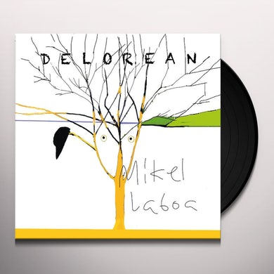 Delorean MIKEL LABOA Vinyl Record