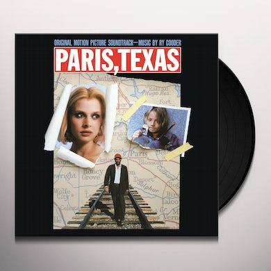 Ry Cooder PARIS TEXAS: ORIGINAL MOTION PICTURE SOUNDTRACK Vinyl Record