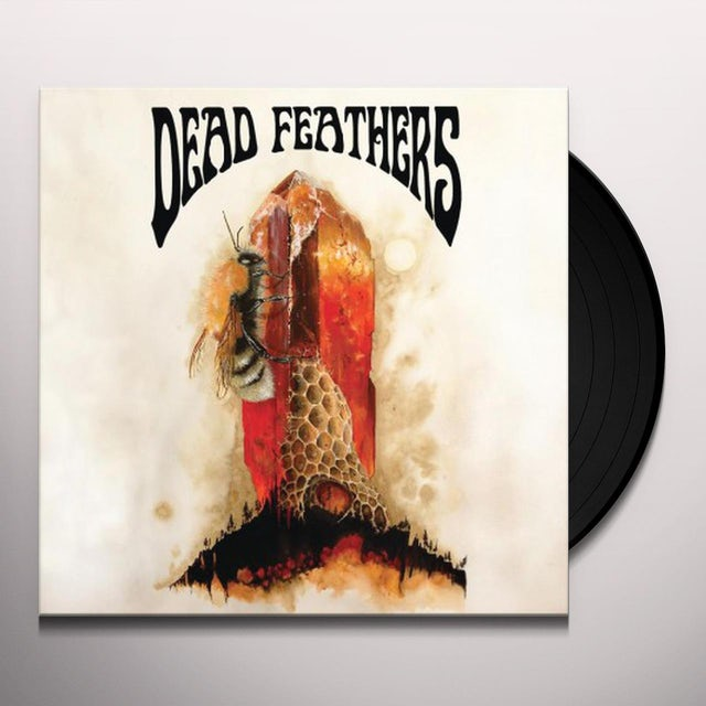 DEAD FEATHERS ALL IS LOST Vinyl Record