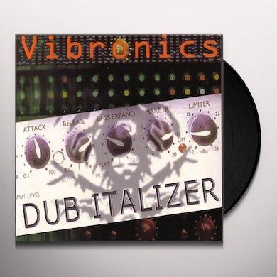 Vibronics DUB ITALIZER Vinyl Record
