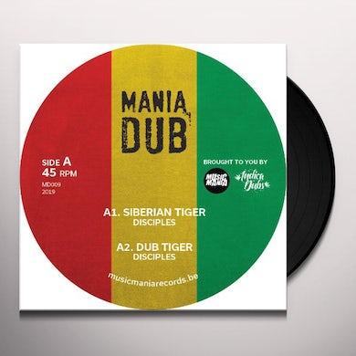 Disciples SIBERIAN TIGER / EASE UP Vinyl Record