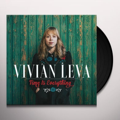 TIME IS EVERYTHING Vinyl Record