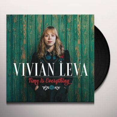 Vivian Leva TIME IS EVERYTHING Vinyl Record