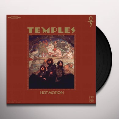 Temples HOT MOTION Vinyl Record