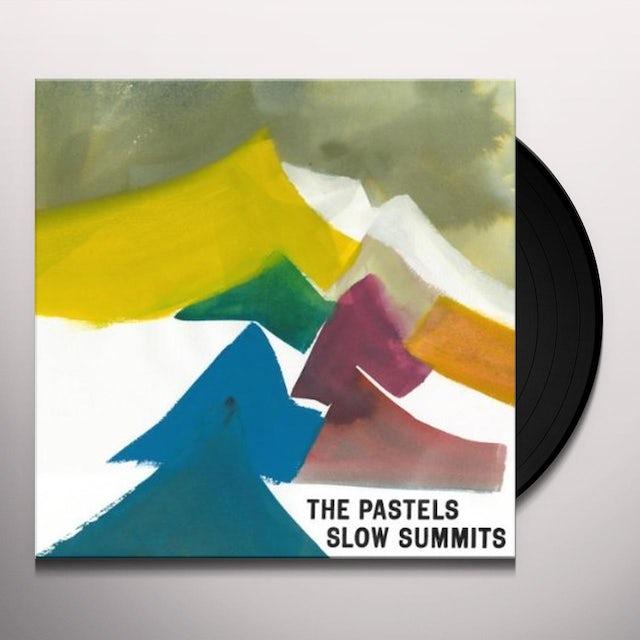 Pastels SLOW SUMMITS Vinyl Record