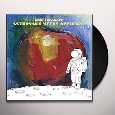 King Creosote ASTRONUAT MEETS APPLEMAN: SPECIAL EDITION Vinyl Record