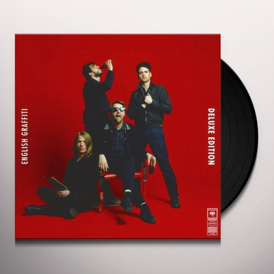 The Vaccines ENGLISH GRAFFITI Vinyl Record