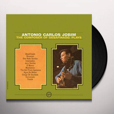 COMPOSER OF DESAFINADO Vinyl Record