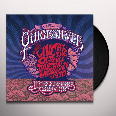 LIVE AT THE OLD MILL TAVERN - MARCH 29 1970 Vinyl Record