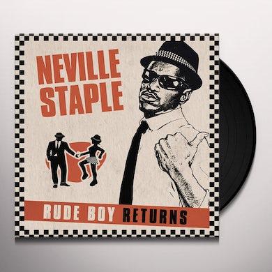 RUDE BOY RETURNS Vinyl Record