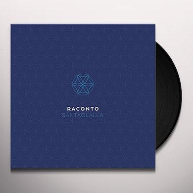 GUSTAVO SANTAOLALLA RACONTO Vinyl Record