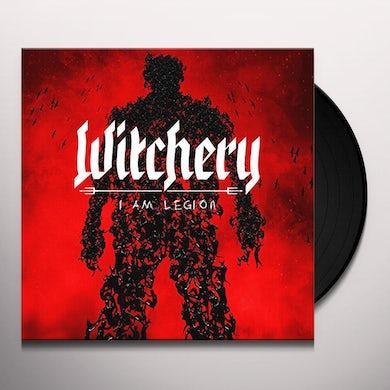 Witchery I AM LEGION Vinyl Record