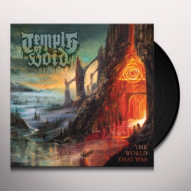 Temple Of Void WORLD THAT WAS Vinyl Record