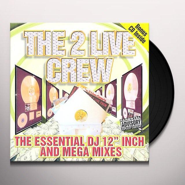 2 Live Crew ESSENTIAL DJ 12 INCH & MEGA MIXES Vinyl Record