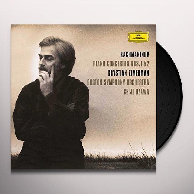 Rachmaninoff / Zimerman / Ozawa / Boston Symphony