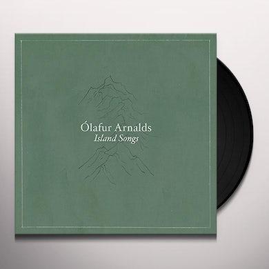 Ólafur Arnalds ISLAND SONGS Vinyl Record