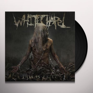 Whitechapel THIS IS EXILE - Colored Vinyl Record