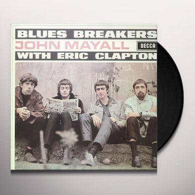 John Mayall BLUES BREAKERS WITH ERIC CLAPTON Vinyl Record