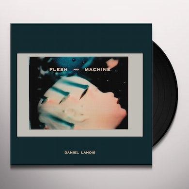 Daniel Lanois FLESH & MACHINE Vinyl Record