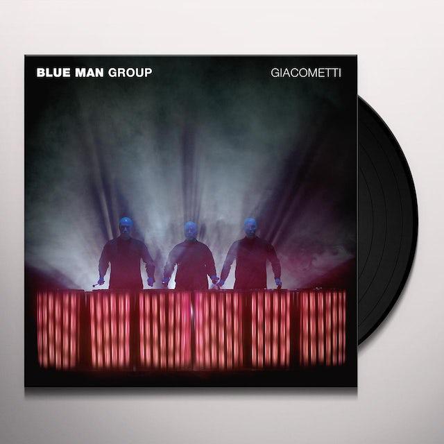 Blue Man Group GIACOMETTI / READY TO GO Vinyl Record
