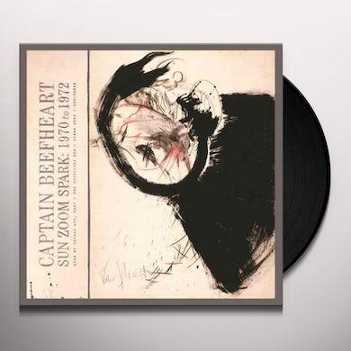 Captain Beefheart SUN ZOOM SPARK: 1970 TO 1972 Vinyl Record