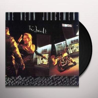 The Neon Judgement INSULT Vinyl Record