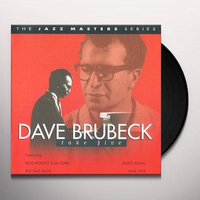 Dave Brubeck TAKE 5 Vinyl Record
