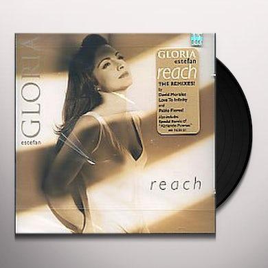 Gloria Estefan REACH / TRES DESEOS Vinyl Record