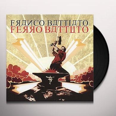 Franco Battiato FERRO BATTUTO Vinyl Record
