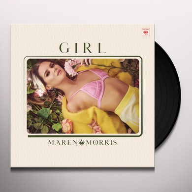 Girl Vinyl Record
